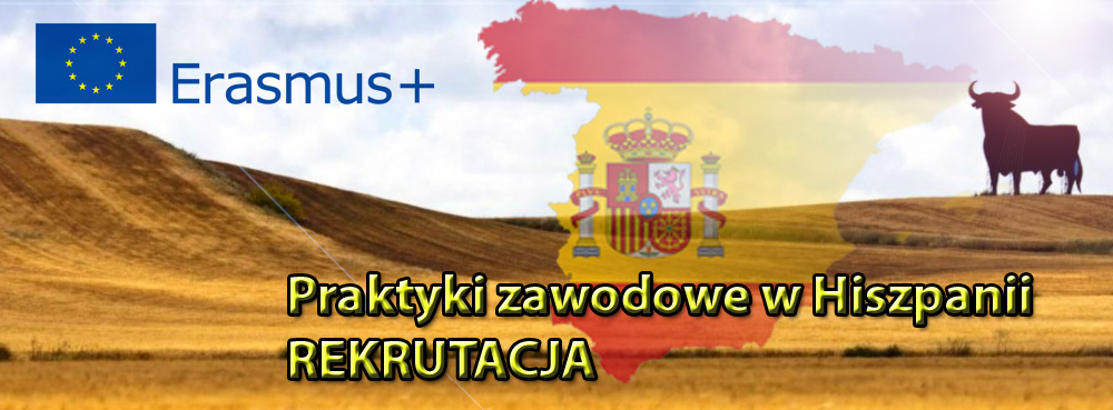 Erasmus+  Praktyki Zagraniczne