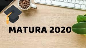 Matury 2020 - komunikat MEN